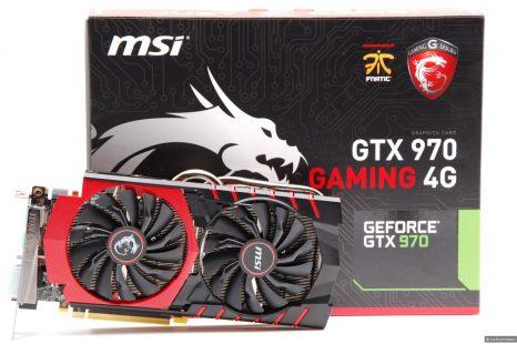 Comparatif carte graphique msi gtx 970 gaming 4g / Avis & Test & Prix / Meilleur TOP 10
