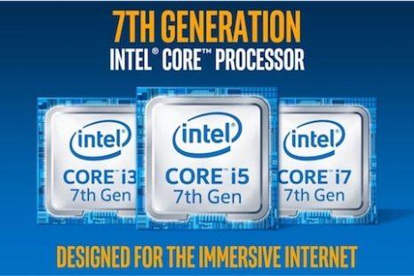 Comparatif processeur intel 7eme generation / Avis & Test & Prix / Meilleur TOP 10