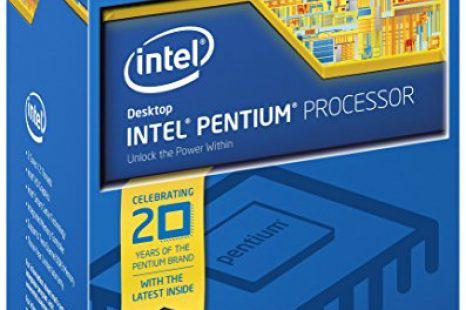 Comparatif processeur intel pentium g3258 / Avis & Test & Prix / Meilleur TOP 10